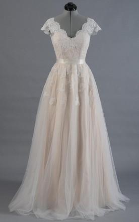 Vintage Style Wedding Dresses Retro Lace Amp Tea Length