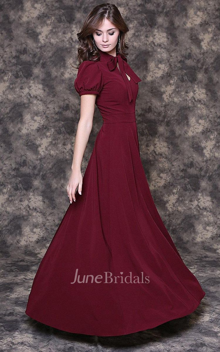 Burgundy maroon bridesmaid dress bridesmaid gowns by colors elegant burgundy floor length dress ombrellifo Images