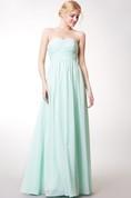 Sweetheart Empire A-line Chiffon Bridesmaid Dress