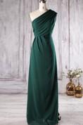 2016 Dark Green Bridesmaid Dress