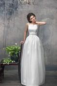 Simple Long Gown Luxury Dress