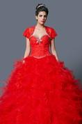 Soft Romantic Formal Gown With Flower Inspiration Brilliant Unique Design