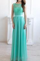 Mint Long Bridesmaid Mint Bridesmaid Cheap Bridesmaid Long Mint Bridesmaid Prom Dress