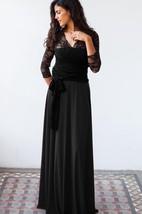 Short Backless Lace&Jersey&Satin Dress