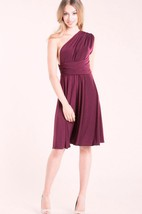 Short Knee-length Jersey Dress