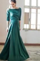 Long Dress With Split Front&Split