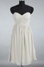 Custom Grey Convertible Junior Short Chiffon Bridesmaid Dress