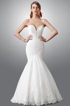 Sexy Sweetheart Mermaid Lace Wedding Dress
