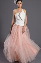 Lace Dress With Peplum&Corset Back