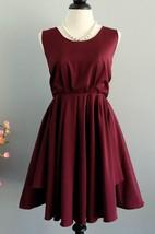 Backless Dress With Low-V Back