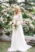 Wedding Separate Florence Skirt Chiffon 10 Train Dress