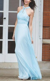 Matchimony Multiway Long Convertible Bridesmaid Made In And Chiffon Over 12 Different Styles Dress