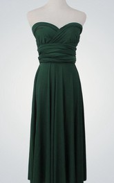 Short Green Prom Greenshort Evening Formal Party Handmade Elegant Satin Prom Dress