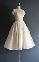 Vera 50S Wedding 1950S Bridal Gown Dress