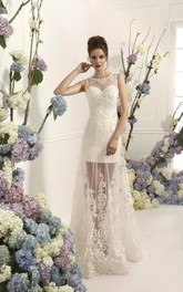 Lace Wedding Long Wedding Romanti