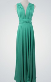 Elegant Evening Mint Handmade Prom Gown Mint Green Long Evening Bridesmaid Floor Length Ball Gown Dress