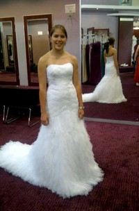 Special Order for Theresa for the Nice Wedding Dress Which Cost 159$