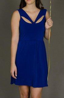 Short Sleeveless Sleeve Dress