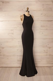 Sexy Sleeveless Backless Prom Dresses 2016 Long Mermaid Party Gown
