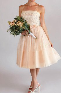 Pink Bridesmaid Vintage 1950S Party Dress