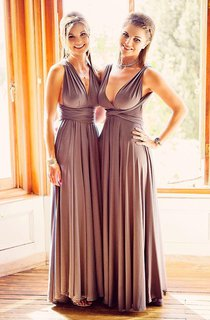 Elegant V-Neck Sleeveless Bridesmaid Dresses 2016 Long Chiffon Floor Length Ruched