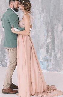 Romantic Wedding Tulipa Dress