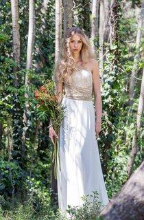 Lace Bridal Romantic Rustic Bride Dress