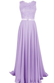 Gorgeous Backless Long Dress With Lace Trim