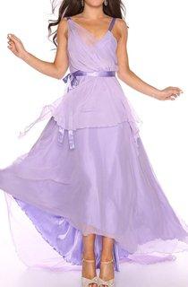 Lilac Midsummer Nights Dream Gown Dress