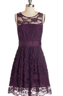 Scoop Neckline Lace Bridal Dress With Belt