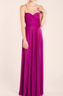 Orchid Long Infinity Orchid Bridesmaid Pink Gown Bridesmaid Weddings Evening Long Prom Bridesmaid Pink Dress