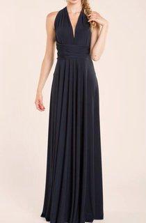2016 Elegant Infinity Bridesmaid Dress