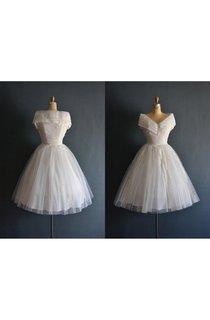 Valenti 50S Wedding Short Wedding Dress