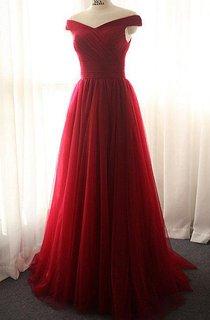Cap Sleeve Chiffon Dress With Beading