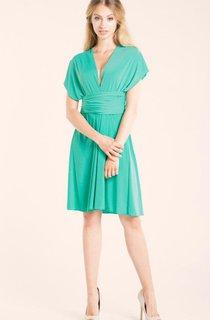 Light Turquoise Bridesmaid Infinity Short Light Turquoise Turquoise Bridesmaid Turquoise Infinity Infinity Dress