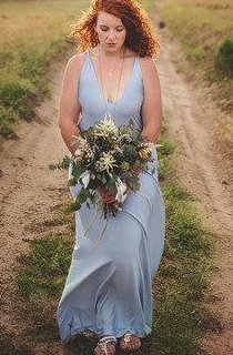 The Rosalyne Romantic Lycra Gown Photography Prop Photographer Outdoor Wedding Styled Shoot Bridesmaid Maternity Dress