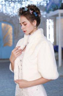 New Bride Long-sleeved Wedding Coat