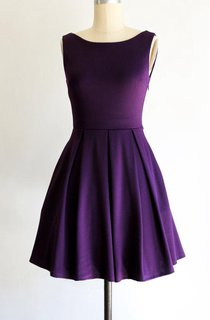 Sleeveless A-line Dress With Straps and Bow