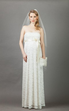 Etoile Maternity Wedding Weddig Dress