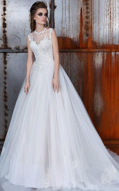Wedding Ottavia Wedding Ball Gown Wedding Tank Dress