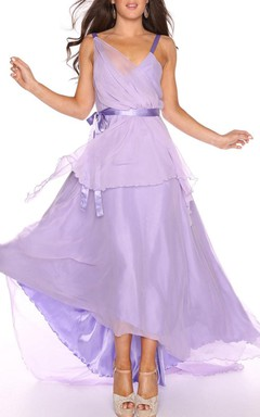 Lilac Midsummer Nights Dream Gown Dress