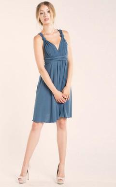 Cute Infinity Short Dress