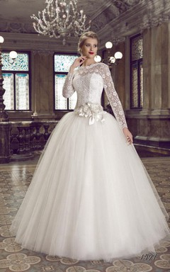 Ball Gown Wedding Dresses Corset Princess Bridal Gowns - June Bridals