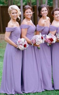 Purple & Lavender Bridesmaid Dresses Under $100 - June Bridals