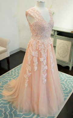 Tulle&Lace Stunning New Arrival Dress