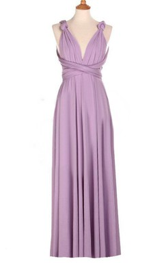Floor-length Jersey Stunning New Arrival Dress