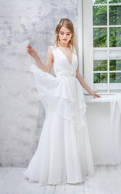Casual Bridal Dresses in Summer, Casual Style Wedding Gowns for ...