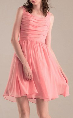 Short Pink Bridesmaid Dresses | 2016 Styles
