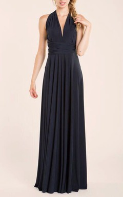 2016 Elegant Infinity Bridesmaid Dress