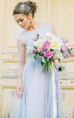Wedding Star Dust Dress